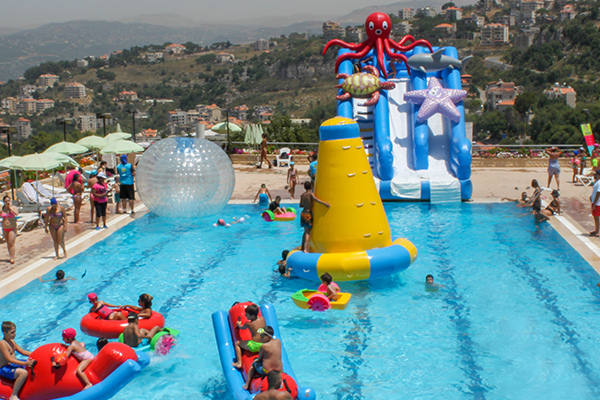 Inflatable GAmes (2)